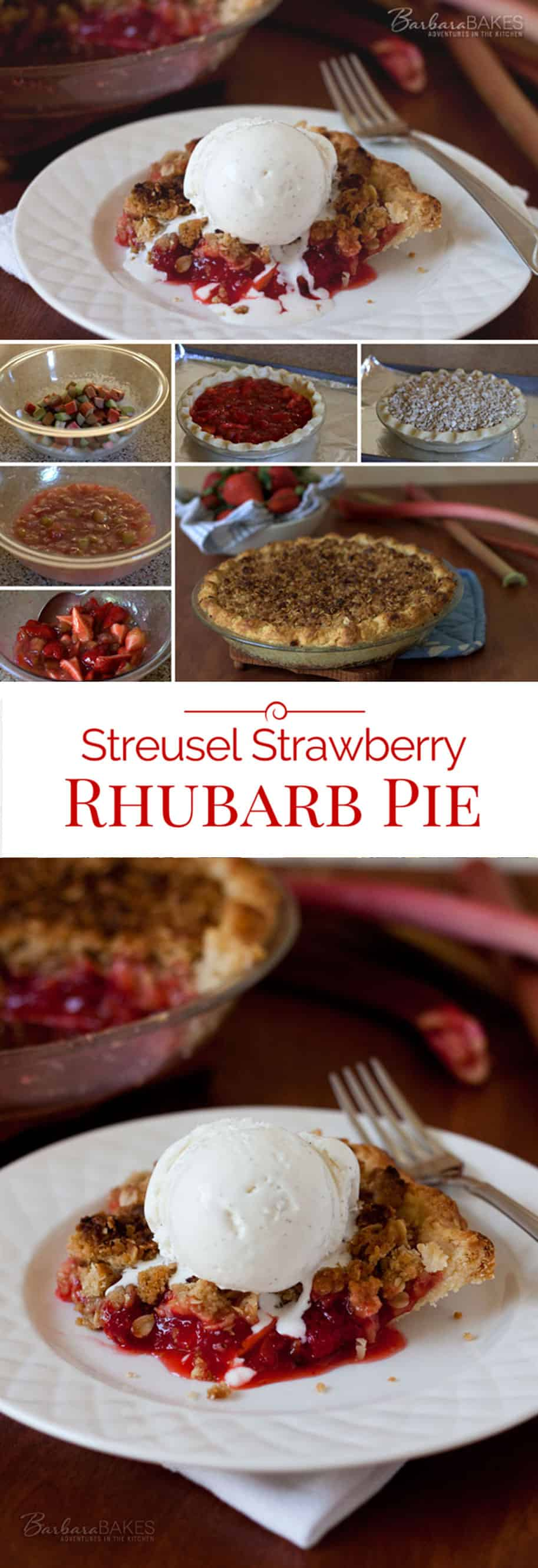 Strawberry-Rhubarb-Pie-Collage-2-Barbara-Bakes