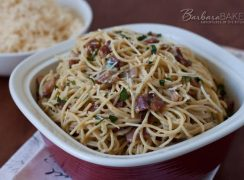 Featured Image for post Pasta Carbonara