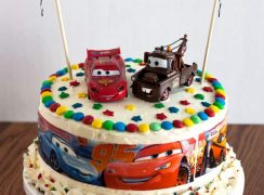 Featured Image for post Cars Birthday Cake