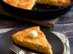 Featured Image for post Cheesy Green Chile Cornbread