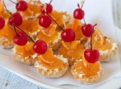 Featured Image for post No-Bake Orange Sunrise Cheesecake Bites