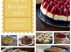 Collage of Top 10 recipes of 2014