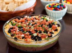Featured Image for post 7 Layer Bean Dip