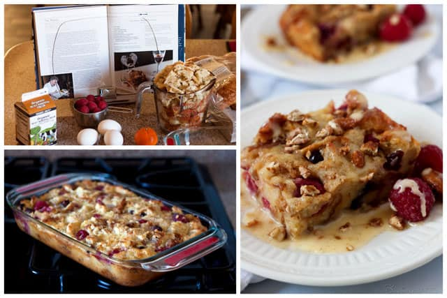 Raspberry-Bread-Pudding-Collage-Barbara-Bakes