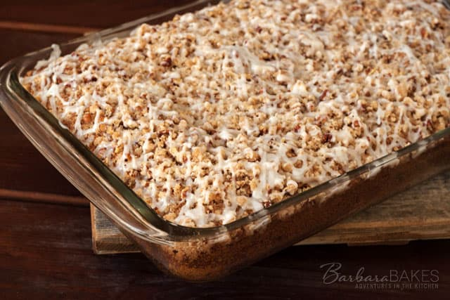 Featured Image for post Applesauce Spice Coffee Cake