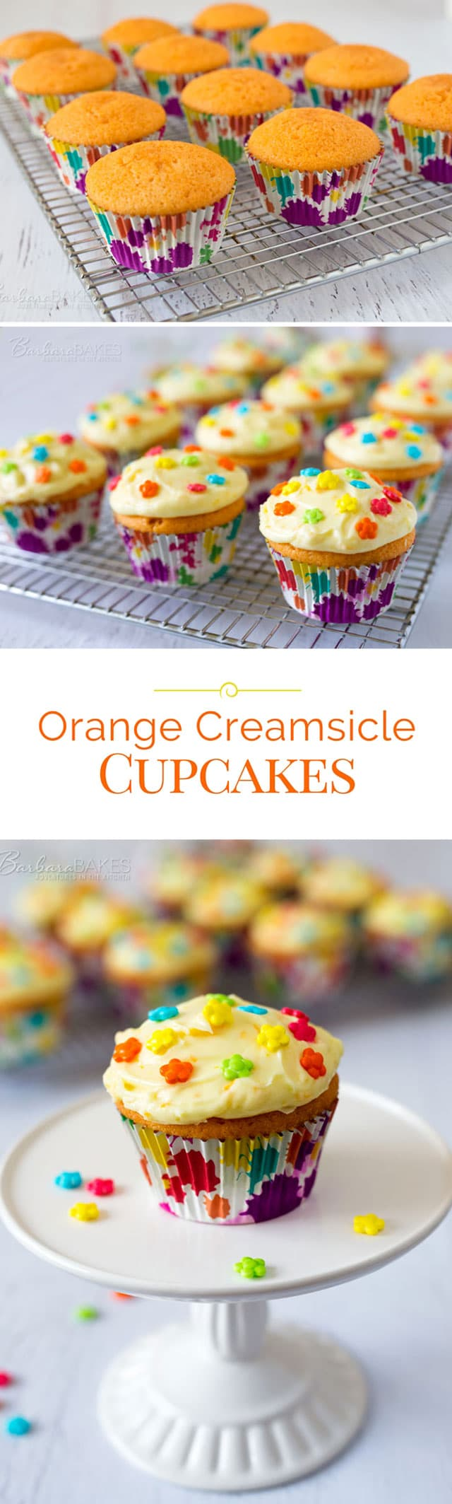 Orange-Creamsicle-Cupcakes-Collage-Barbara-Bakes