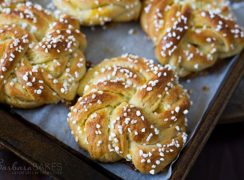 Featured Image for post Swedish Orange Sweet Buns
