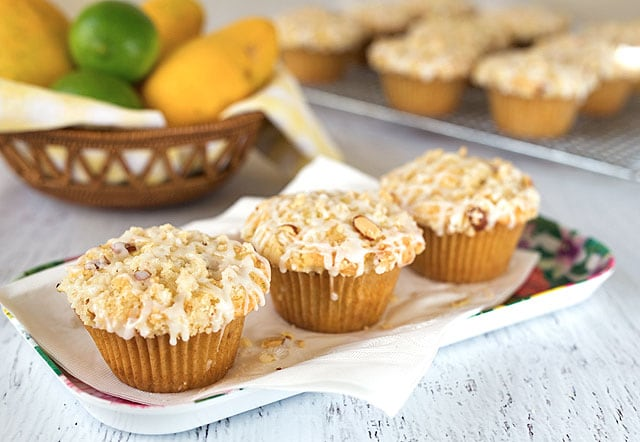 Featured Image for post Mango Lime Muffins