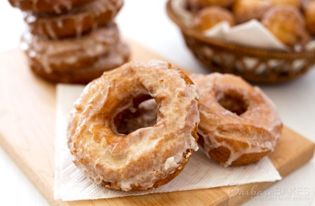 Featured Image for post Old Fashioned Buttermilk Donuts