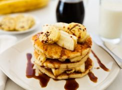 Featured Image for post Banana Honeycomb Pancakes and East Bali