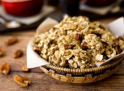 Featured Image for post Pecan Pie Granola