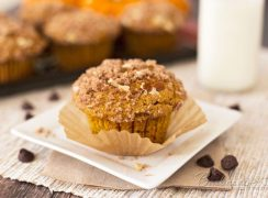 Featured Image for post Pumpkin Chocolate Chip Muffins