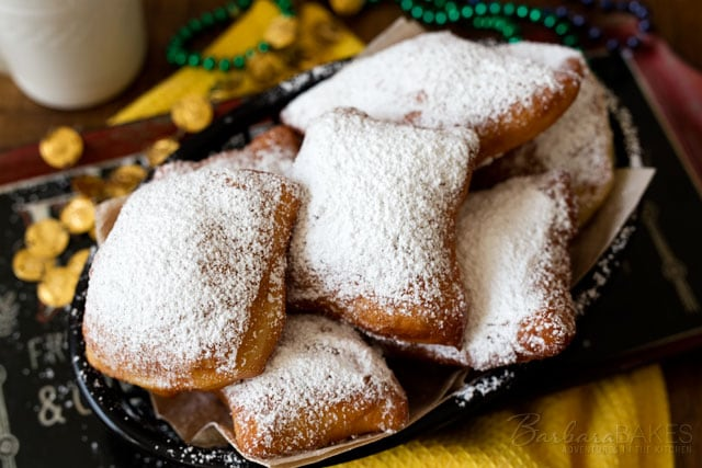 Featured Image for post Easy Beignets