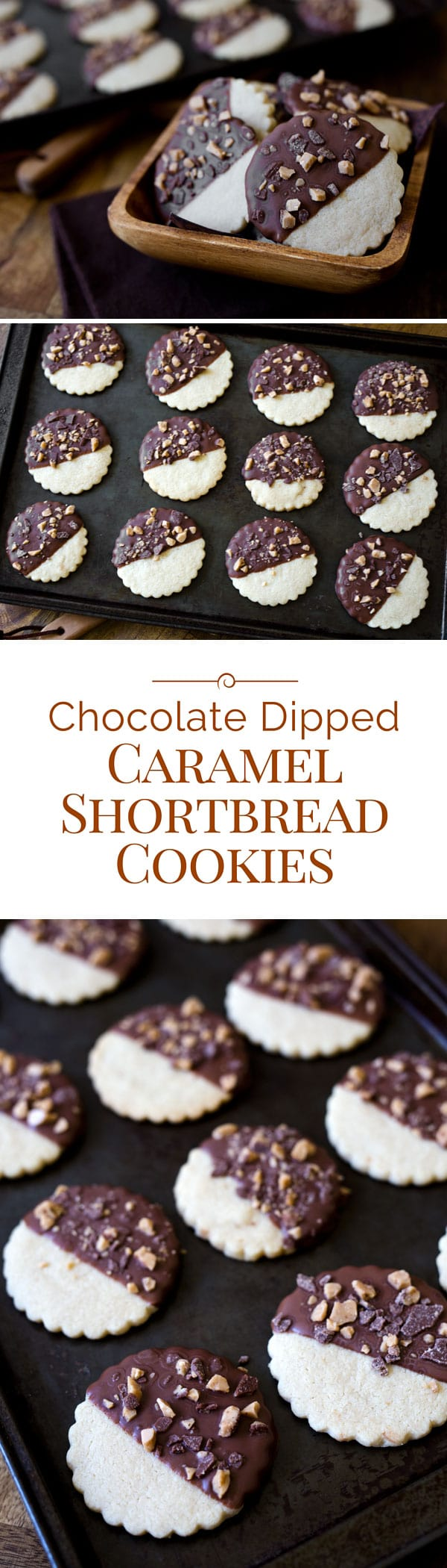 Chocolate-Covered-Caramel-Shortbread-Cookies-Collage-Barbara-Bakes