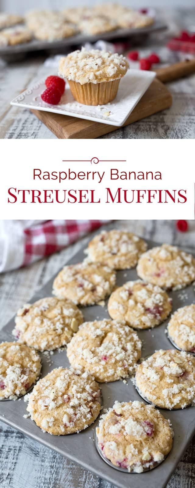 Raspberry-Banana-Streusel-Muffins-Collage-Barbara-Bakes