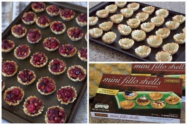 Cranberry-Pecan-Pie-Bites-Collage-Barbara-Bakes