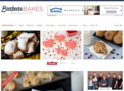Featured Screenshot Image for post Barbara Bakes Redesign