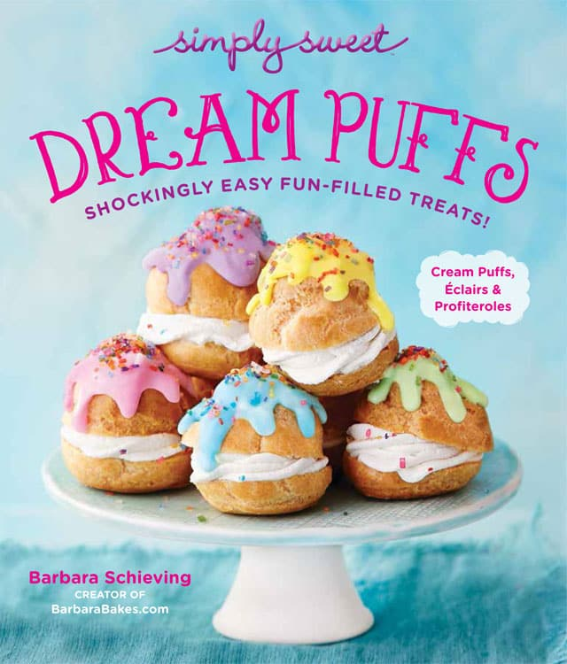 Dream Puffs Front Cover