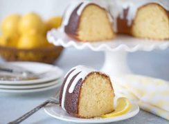 Featured Image for post Lemon Bliss Bundt Cake