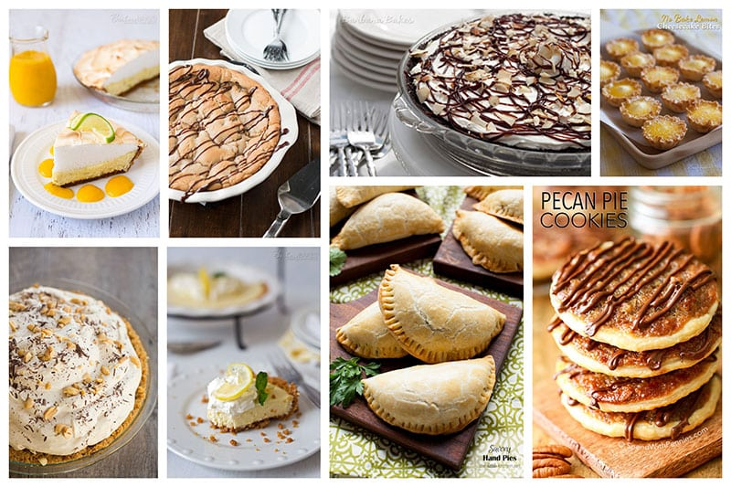 Featured Image Collage for post The Best Pies for Pi Day (ID 22120)