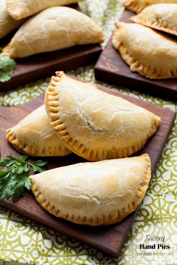 Savory Hand Pies