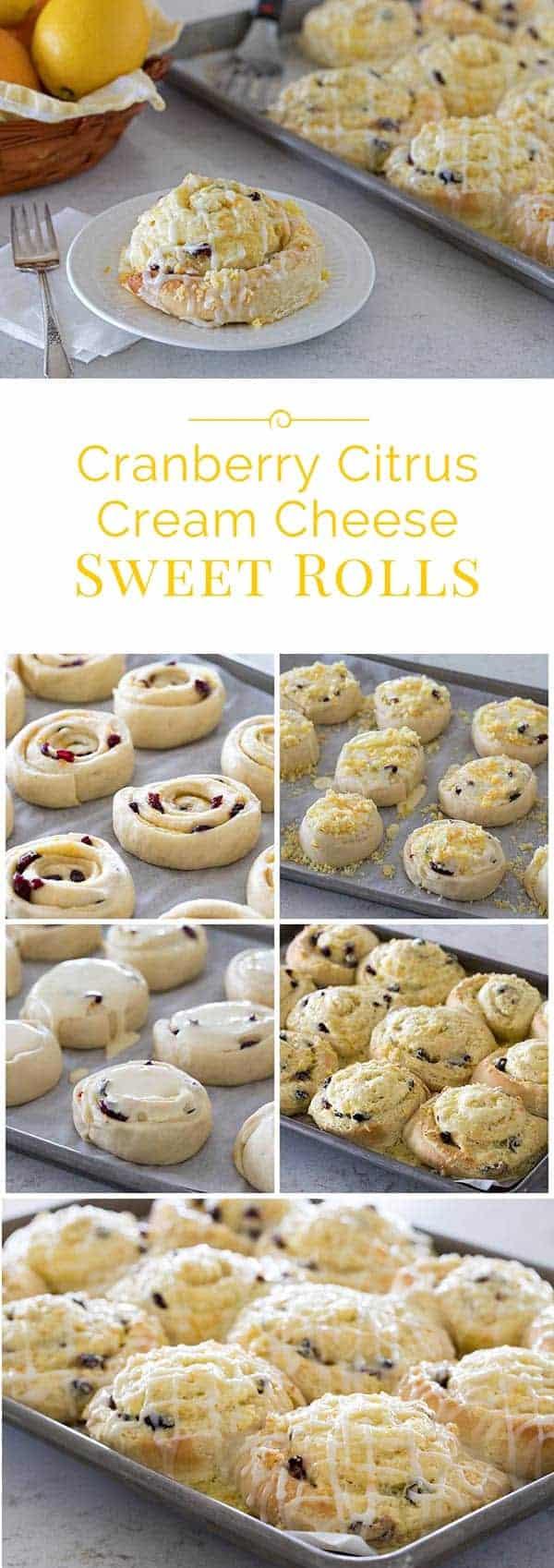 Citrus-Cream-Cheese-Sweet-Rolls-Pinterest-Collage