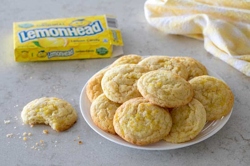 Featured Image for post Lemon Doodle Cookies