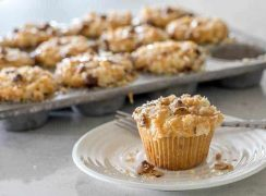Featured Image for post Decadent Mini Caramel Coffee Cakes