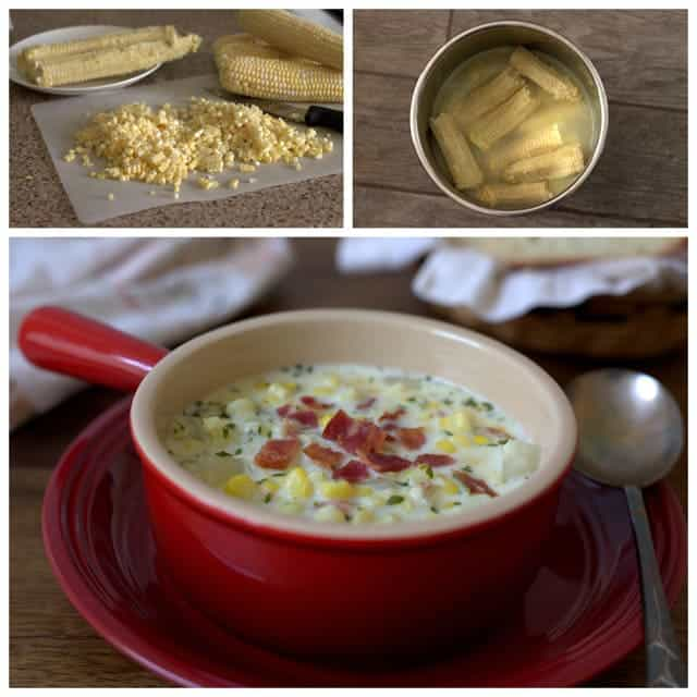 Fresh-Corn-Chowder-Collage