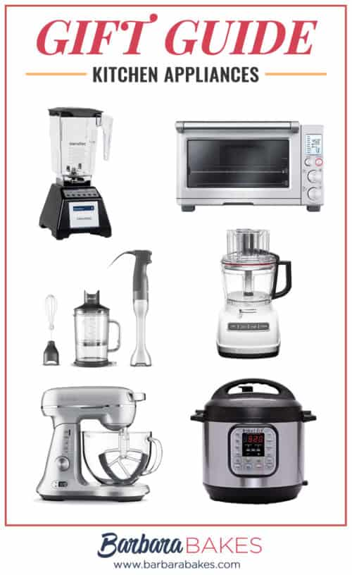 Cooking and Kitchen Gift Guide: Kitchen Appliances Recommendations