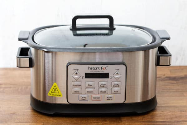 Featured image for the Instant Pot Gem Multicooker Review