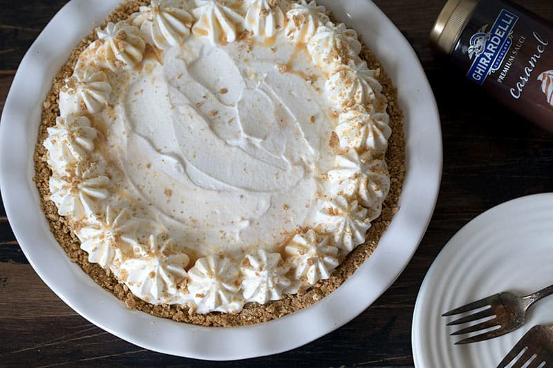 Featured Image Brown Sugar Banana Cream Pie