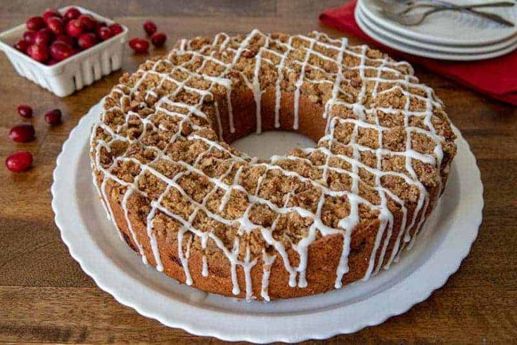 Cranberry-Orange-Crumb-Cake-On-Platter