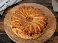 Lemon-Almond-Pithivier-Uncut-3-Barbara-Bakes