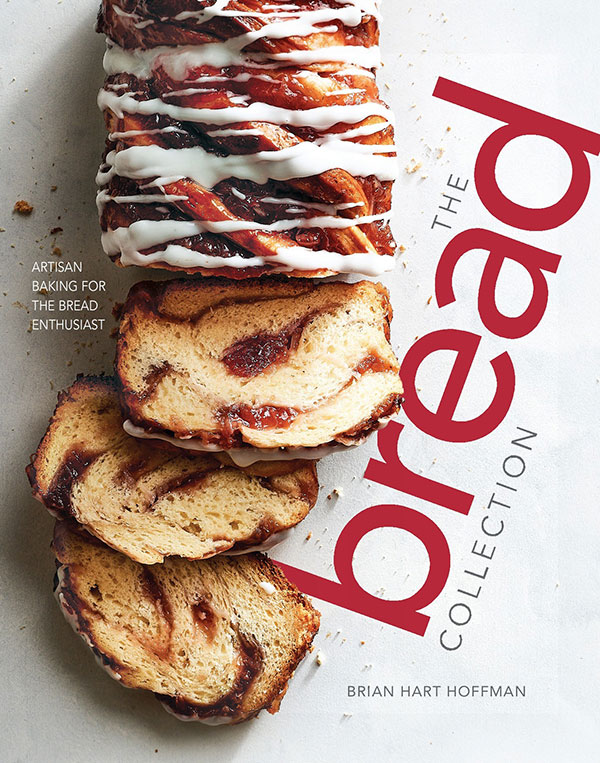 cover photo of The Bread Collection Cookbook