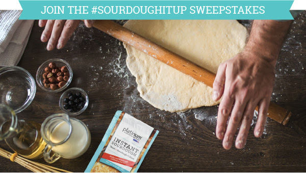 Sourdough It Up Sweepstakes photo