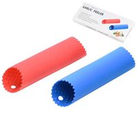 Silicone Garlic Peeler Easy Roller Peeling Tube
