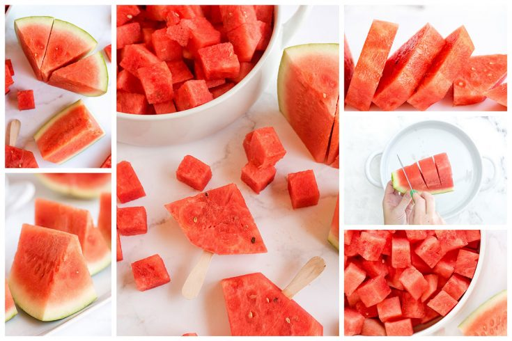 How To Slice Watermelon (Three Ways)