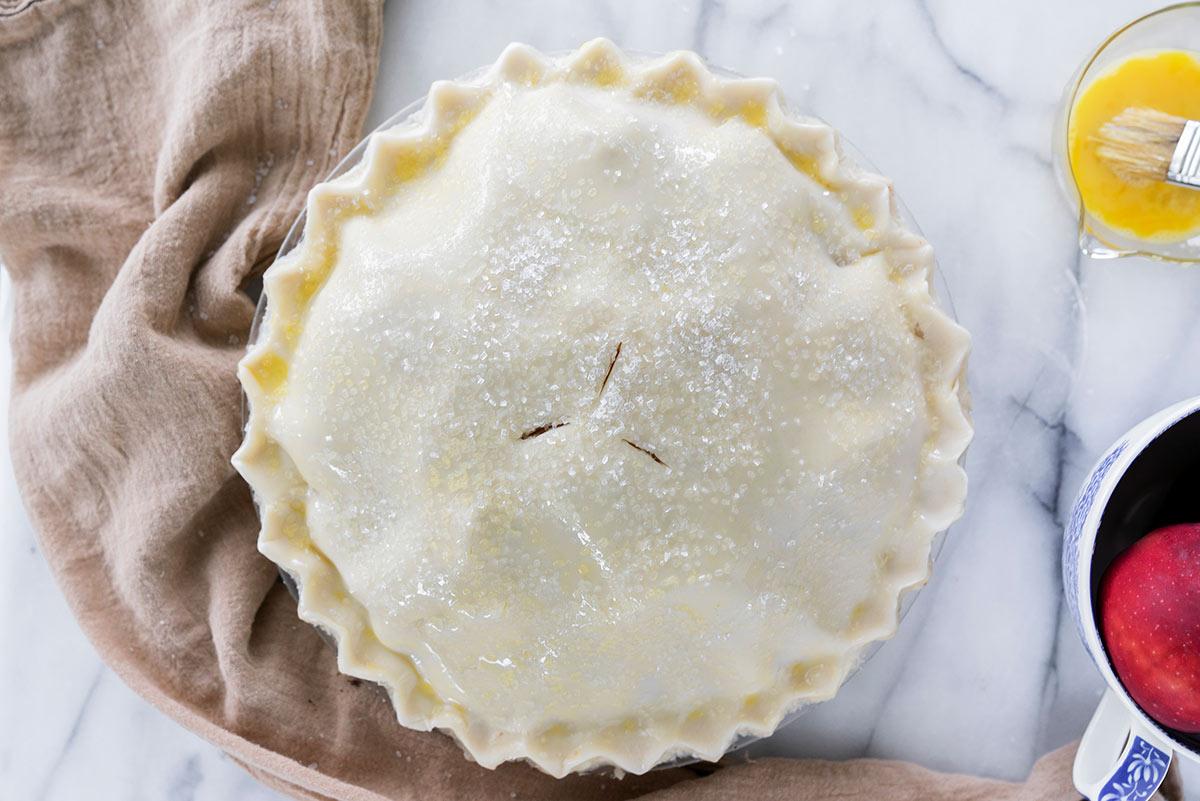 My family recipe rocks apple pie Homemade Pie Crust Tutorial Barbara Bakes