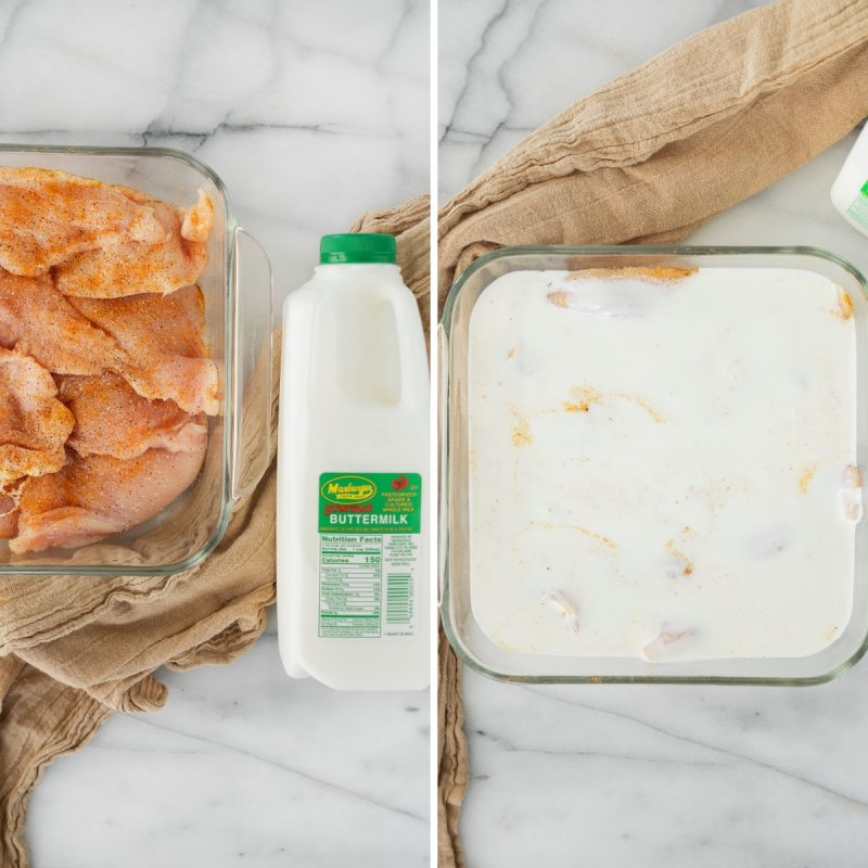 buttermilk brine for chicken tenders