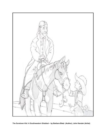 the-sundown-kid-coloring-page-2