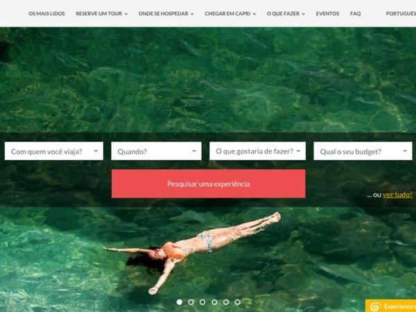 Capri.com in portoghese