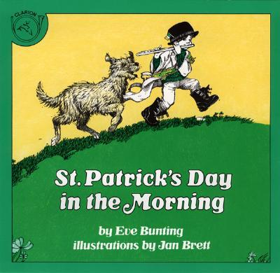 Children's Library: 'Saint Patrick's Day in the Morning'