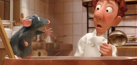 Movie Review: 'Ratatouille'