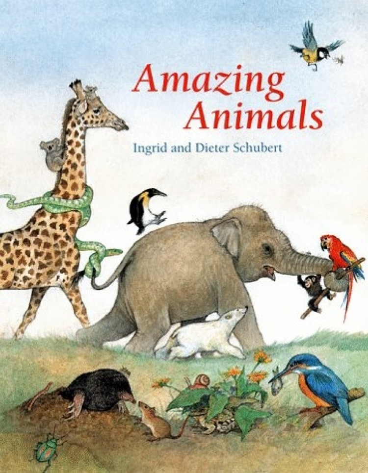 Children's Library: 'Amazing Animals'