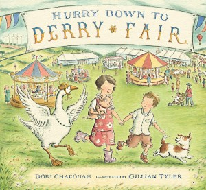 HurryDownToDerryFair978-0-7636-3208-3