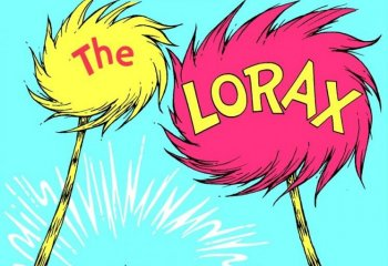 Children's Library: 'The Lorax'
