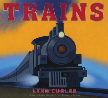 Children's Library: 'Trains'