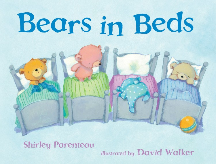 Children's Library: 'Bears in Beds'