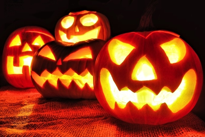 A Parent's Ode to Halloween